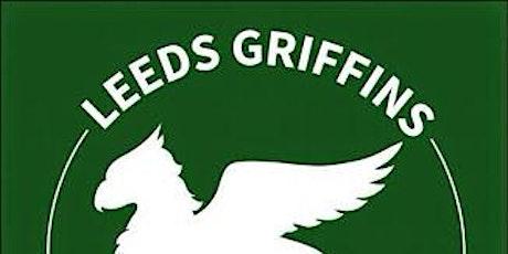 Leeds Griffins Online Charity Pub Quiz 2020 tickets
