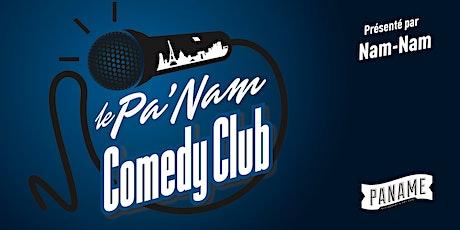 Le Pa'Nam Comedy Club billets