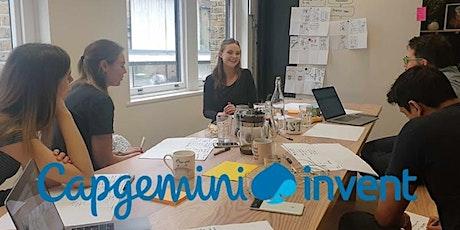 Capgemini Invent Management Consulting Graduate Insight Event tickets