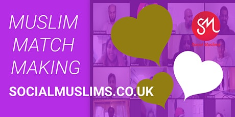 Single Muslim Match Making (Under 35's) tickets