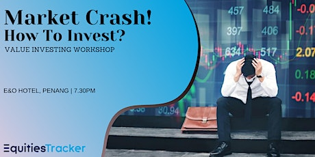 MARKET CRASH! WHAT SHOULD YOU DO? tickets
