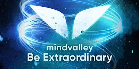 Het Mindvalley 'Be Extraordinary' seminar komt terug naar Amsterdam! tickets