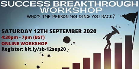 SUCCESS BREAKTHROUGH (Online) Workshop tickets