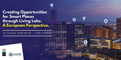 Creating Opportunities for Smart Places through Living Labs. tickets