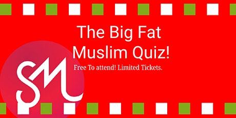 Meet Muslims  The Big Fat Quiz Afternoon! tickets