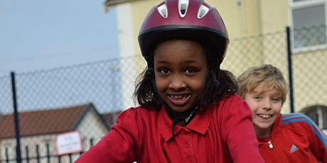 Family bike sessions at Victoria Park tickets