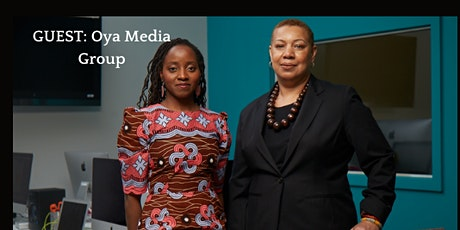 Talk to Us Thursday featuring Oya Media Group Tickets