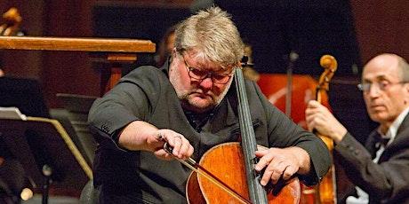 Recital de violoncel entradas