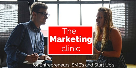 Marketing Clinic For Entrepreneurs & Start Up's tickets