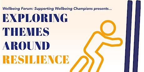 Birmingham Wellbeing Forum 16th September tickets