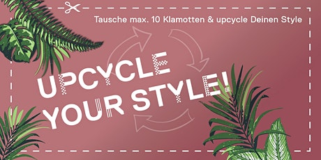 Upcycle Your Style - Open Air Pop up Tickets