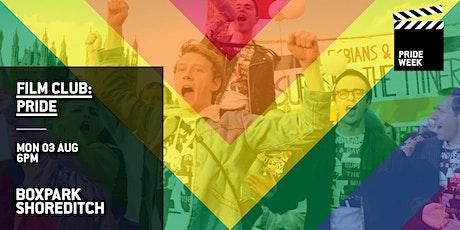 Boxpark Film Club: Pride tickets
