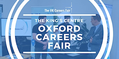 Oxford Careers Fair tickets