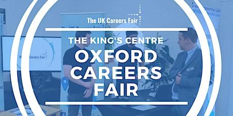 Oxford Careers Fair tickets