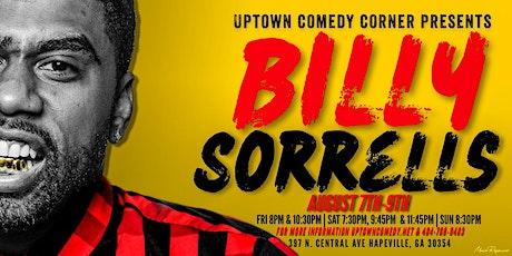 Billy Sorrells tickets