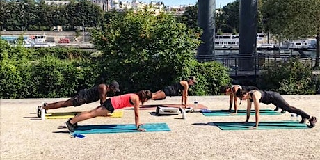 Copy of Outdoor TNL 58' Workout @ Quai de Seine billets