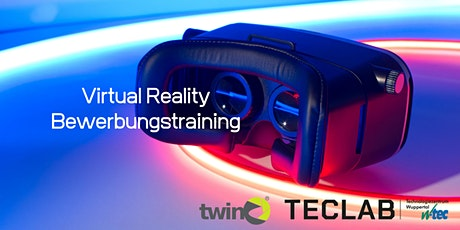 Virtual Reality Bewerbungstraining Tickets