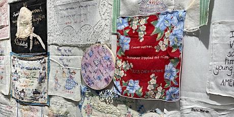 Conversation w/ Diana Weymar of Tiny Pricks Project & Author Claire Messud tickets