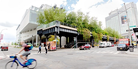High Line - Free Timed Entry: August 10-16 tickets