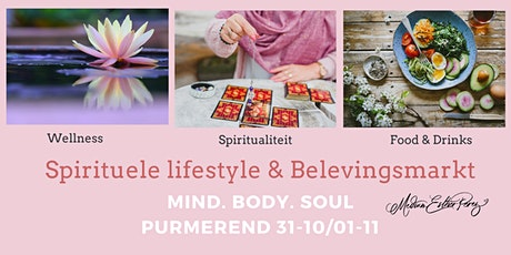 Spirituele Lifestyle Beurs & Markt tickets