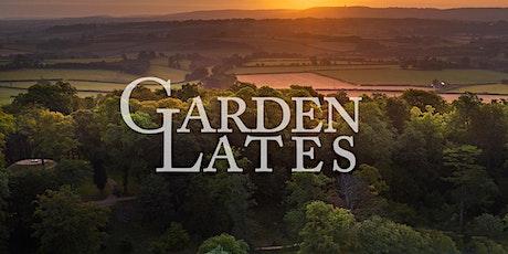 Garden Lates tickets