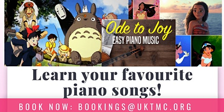 Learn your favourite song!- All levels tickets
