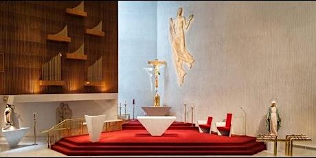 Sunday Mass at Blessed Trinity Church (Toronto, ON) tickets