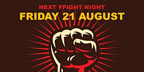 FFight Night August Edition tickets
