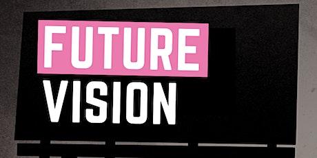 Future Vision design programme tickets
