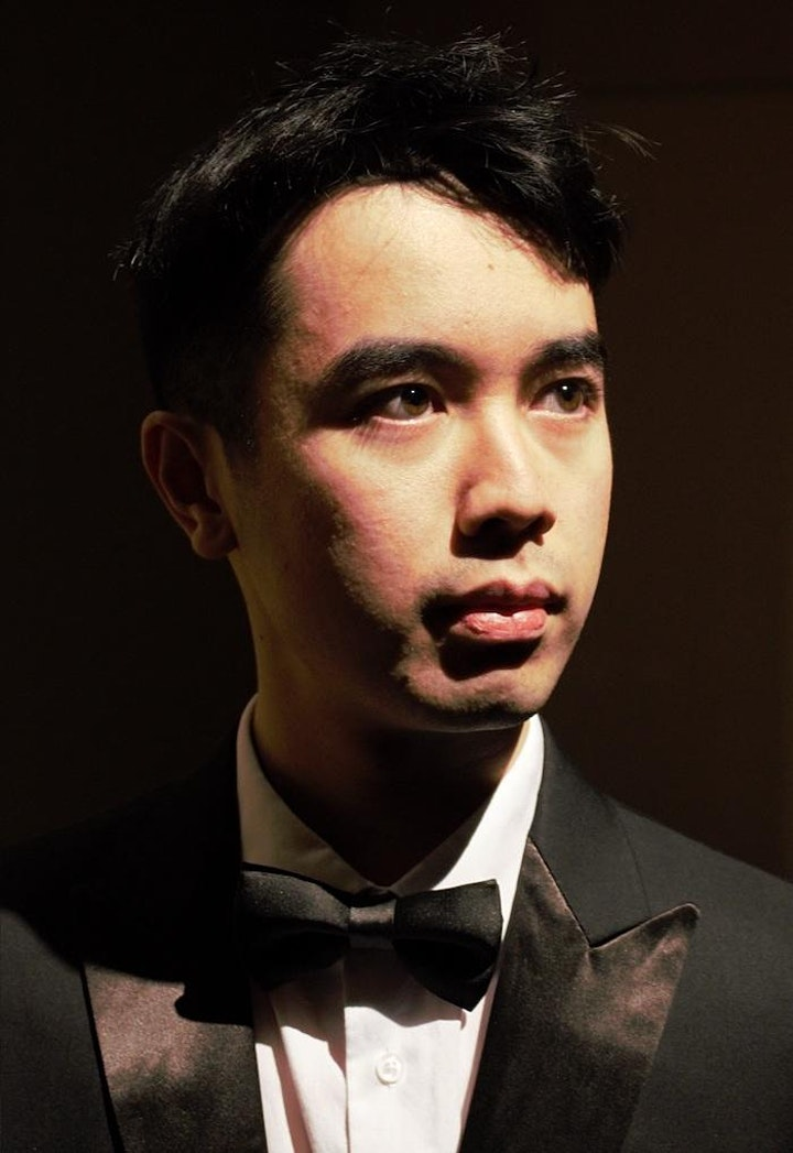 Lawrence Wong Solo Piano Recital image