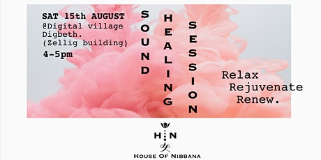 Sound Healing with Solfeggio tones tickets