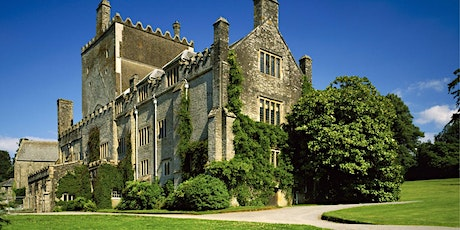 Timed entry to Buckland Abbey (10 August - 16 August) tickets