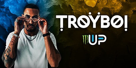 Monster Energy Up & Up  presents TROYBOI SJSU *DATE IS TENTATIVE tickets