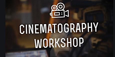 Cinematography: Free Intro Virtual Workshop tickets