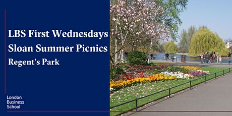 LBS Sloan First Wednesday: September Picnic in the Park tickets