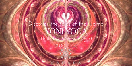 ◊ YONI YOGA ◊ tickets