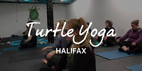 Turtle Yoga Wednesdays 6-7pm tickets