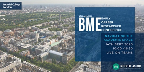 4th BME Early Career Researcher Conference 2020 tickets