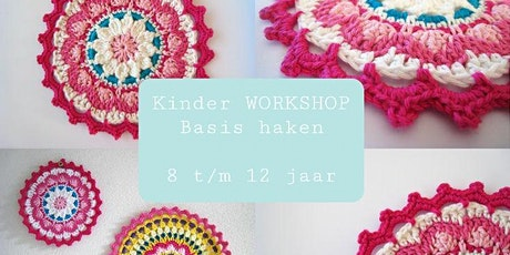 Kinder Workshop Basis Haken tickets