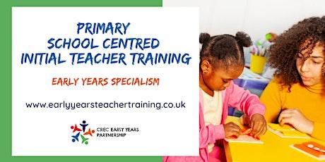 CREC Teacher Training Virtual One-to-ones tickets