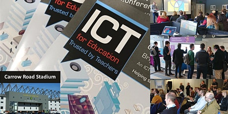 ICT for Education Conference, Norwich 2020 tickets