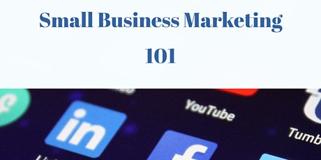 Small Business Marketing 101 tickets