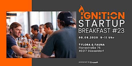 Ignition Startup Breakfast #23 Tickets