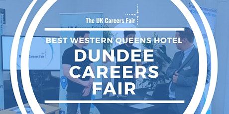 Dundee Careers Fair tickets
