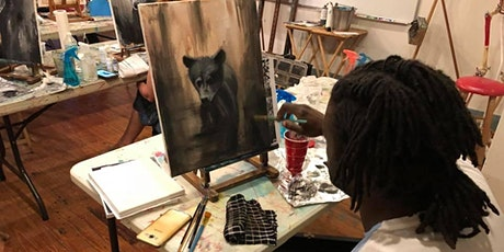 Saturday Painting Workshops: Dog Portraits tickets