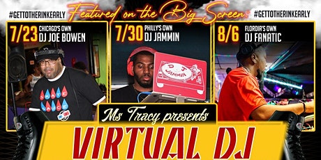 Virtual DJ Adult Skate hosted by Ms Tracy at Chandler 8/6 tickets