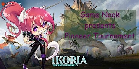 Game Nook MtG Pioneer Tournament tickets