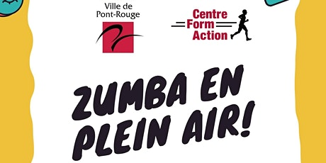 Zumba en plein air billets