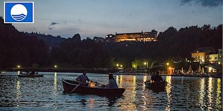 Cena in barca sotto le stelle al lago di Lavarone tickets