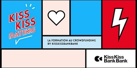 KissKiss Dating x PDW : la Formation au Crowdfunding pour les créateurs ! billets